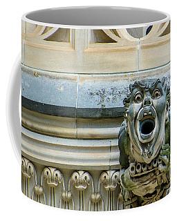 When A Gargoyle Speakes Coffee Mug