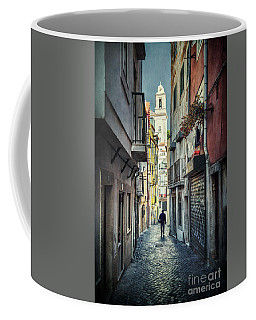 When All Is Quiet Coffee Mug