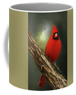 Coffee Mug featuring the photograph When Angels Are Near by Darren Fisher