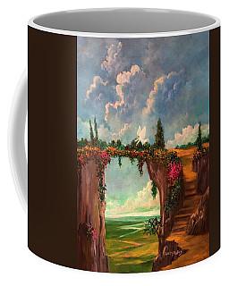 When Angels Garden In Heaven Coffee Mug