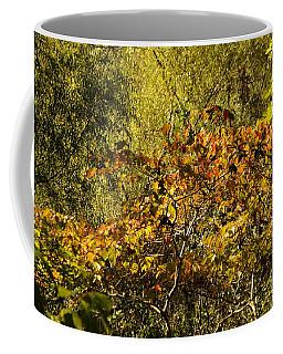 When Autumn Begins Coffee Mug