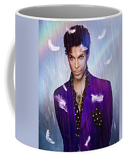 When Doves Cry Coffee Mug