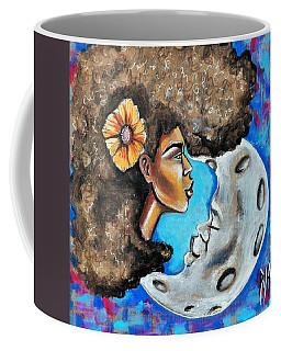 When He Gave You The Moon Coffee Mug