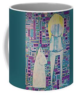 When I Go Invisible, I Always Bring A Dog Coffee Mug