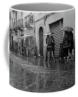When It Rains It Pours Coffee Mug