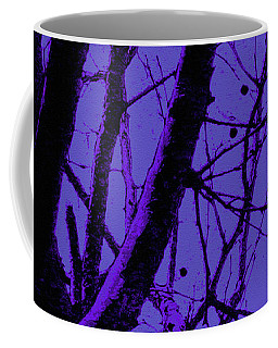 When Mostly All The Leaves Are Gone Coffee Mug