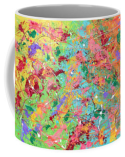 When Pollock Was Happy Coffee Mug