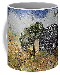 When September Ends Coffee Mug by Kirsten Reed