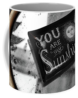 When Skies Are Gray Coffee Mug by JAMART Photography