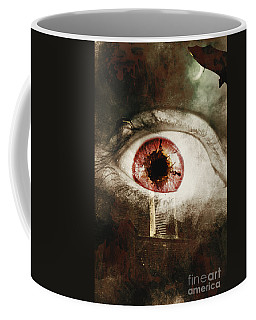 Coffee Mug featuring the photograph When Souls Escape by Jorgo Photography - Wall Art Gallery