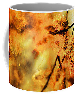 Coffee Mug featuring the digital art When Spring Awakens by Fine Art By Andrew David