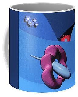 When Sunny Gets Blue Coffee Mug