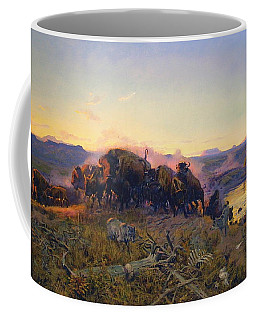 When The Land Belonged To God Coffee Mug