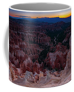 Coffee Mug featuring the photograph When The Light Was Born by Edgars Erglis