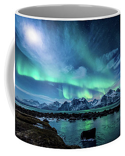 When The Moon Shines Coffee Mug