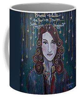 When The Stars Fall For Brandi Carlile Coffee Mug