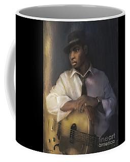 Coffee Mug featuring the digital art When The Sun Goes Down by Dwayne Glapion