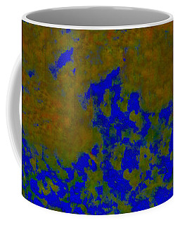 When The Sun Takes A Dip Down Into The Water Coffee Mug by Kimberlee Baxter