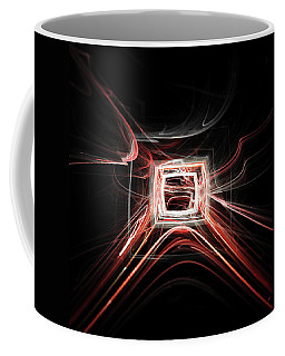 When The Tv Got Zapped Coffee Mug