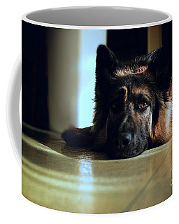 When Their Eyes Look At Your Soul Coffee Mug