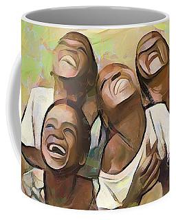 When We Were Boys Coffee Mug by Wayne Pascall