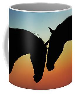 When Words Are Needless Coffee Mug