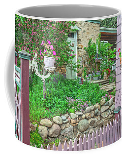 When You're In Idaho Springs, Colorado, Have A Beer With Us In Our Backyard. Cool Your Pipes Here. Coffee Mug