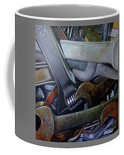 Where Have All The Mechanics Gone Coffee Mug