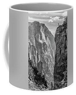 Where Angels Land Coffee Mug