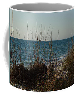 Coffee Mug featuring the photograph Where Are You Elvis by Robert Margetts