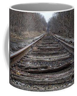 Where Are You Going? Coffee Mug