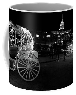 Coffee Mug featuring the photograph Where Cindy Iz? by Robert McCubbin