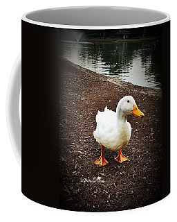 Where Did They Go   Coffee Mug by MaryLee Parker