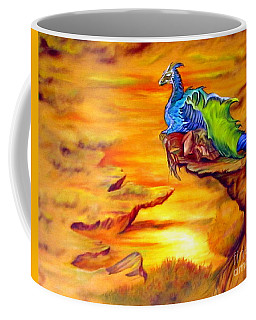 Dragons Valley Coffee Mug