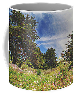 Where Fairies Play Coffee Mug by Laurie Search