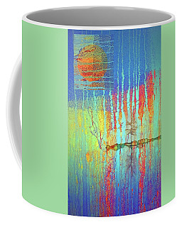 Coffee Mug featuring the photograph Where Have All The Trees Gone? by Tara Turner