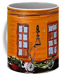 Oslo, Norway Elliptigo Coffee Mug