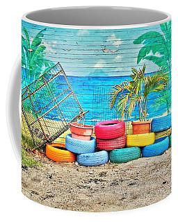 Where's The Egret ? Coffee Mug