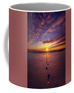 Where Must We Be Coffee Mug