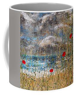 Where Poppies Blow Detail Coffee Mug