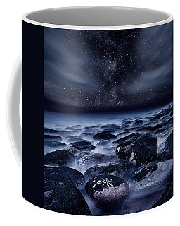 Coffee Mug featuring the photograph Where Silence Is Perpetual by Jorge Maia