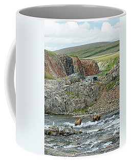 Where The Bears Are  Coffee Mug