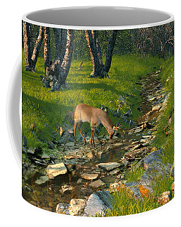 Where The Buck Stops Coffee Mug