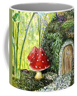 Where The Fae Dwell Coffee Mug