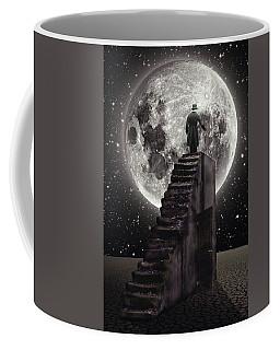 Where The Moon Rise Coffee Mug