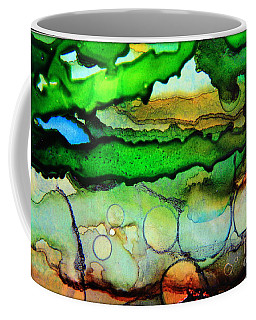 Where The Rivers Flow.. Coffee Mug