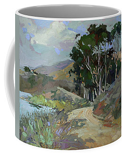 ...song Of Birds ...plein Air Coffee Mug