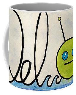 Where The Turf Meets The Surf Coffee Mug