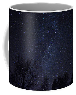 Where The Wind And The Coyotes Howl Coffee Mug