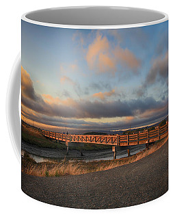 Where The Years Behind Are Piled Up High Coffee Mug